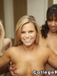 Группа девушек любящих мужские концы - 11 картинка