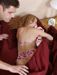 Парень лизал пока девушка спала - 11 картинка