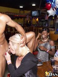 Вечеринка в баре со стриптизерами - 3 картинка