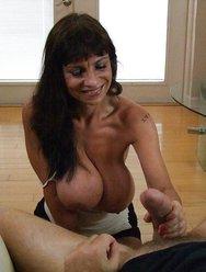 Жена любит когда муж кончает на неё - 12 картинка