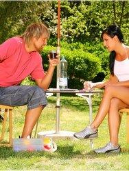 Пикник на свежем воздухе - 1 картинка