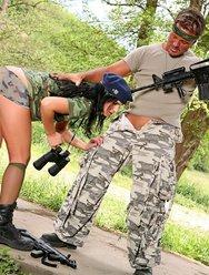 Военные учения - 4 картинка