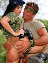 Военные учения - 17 картинка