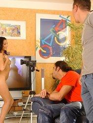 Съёмки порно - 5 картинка