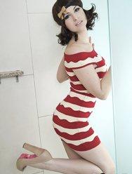 Транс в платье - 9 картинка