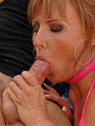 Жёсткий секс с Анжелой - 10 картинка