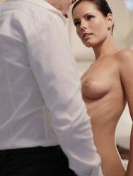 Красивый секс втроём - 13 картинка