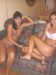 Домашние лесбиянки - 19 картинка