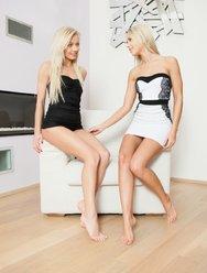 Красивый секс чешских моделей - 1 картинка