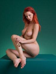 Рыжая Ариелька - 6 картинка