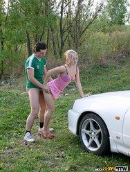Не садитесь в машины к незнакомцам! - 9 картинка