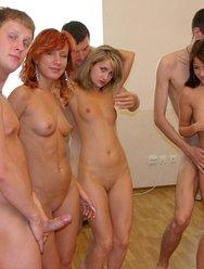 Русская молодёжь отдыхает - 12 картинка