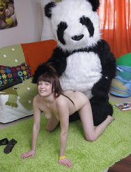 Похотливая панда - 17 картинка