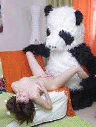 Похотливая панда - 25 картинка