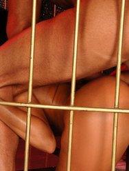 Обнажённая пленница - 22 картинка