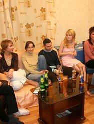 Групповуха русских студентов - 21 картинка