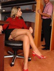 Секс в офисе - 4 картинка