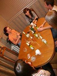 Пьяная групповуха с блядями - 2 картинка